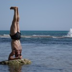 Bruno Teyssandier und Yoga all around the world